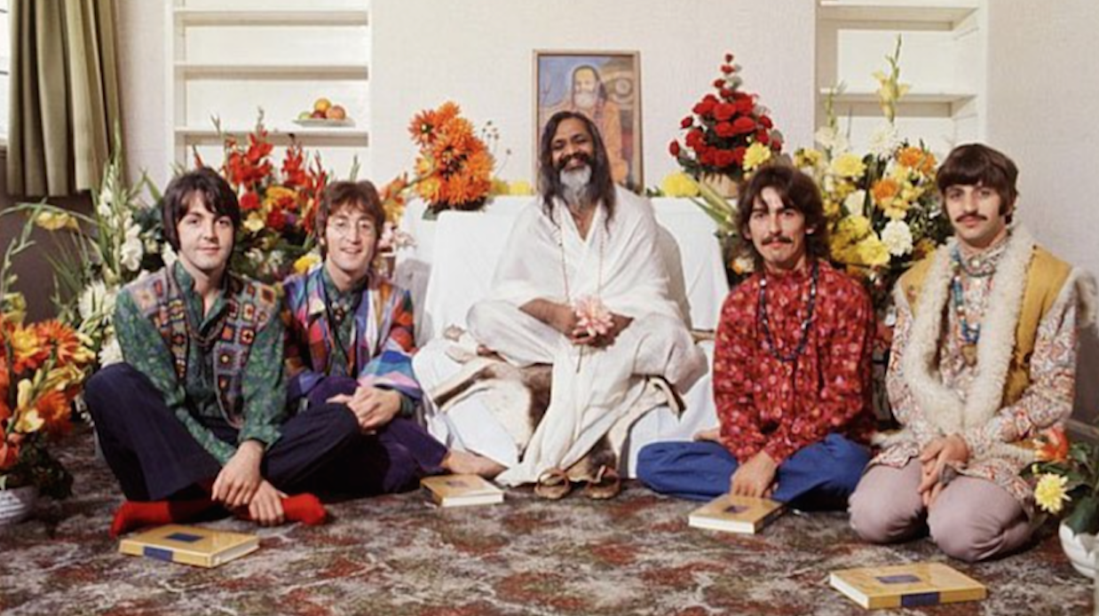 the beatles and the maharishi